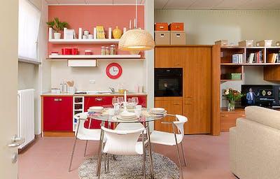 appartamenti per anziani heliopolis (residenzialità leggera) - korian